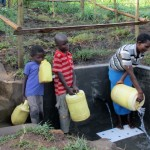The Water Project : 15-kenya4578-protected-spring