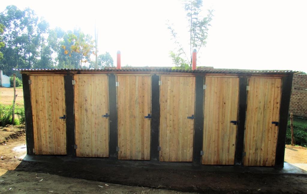 15 kenya4615 finished latrines