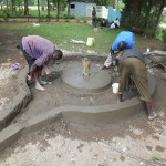 The Water Project: Namushiya Well Rehabilitation Project -
