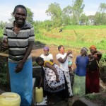The Water Project : 19-kenya4578-protected-spring