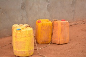 The Water Project : 2-kenya4498-water-containers
