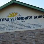 The Water Project : 2-kenya4503-school-motto