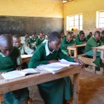 The Water Project: Ndwaani Primary School -  Students