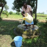 The Water Project : 2-kenya4542-unprotected-well