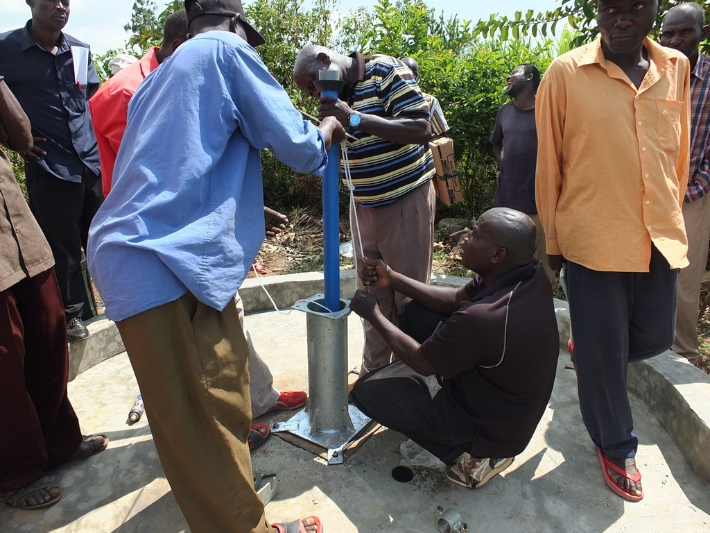 21 kenya4539 pump installation