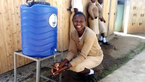 The Water Project : 22-kenya4615-hand-washing-stations