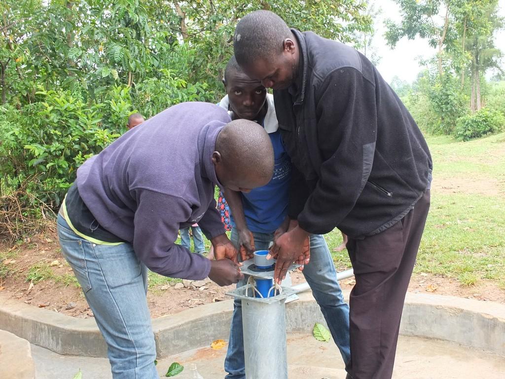 26 kenya4536 pump installation