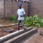 The Water Project: #7 Kamara Taylor Street Well Rehabilitation Project -