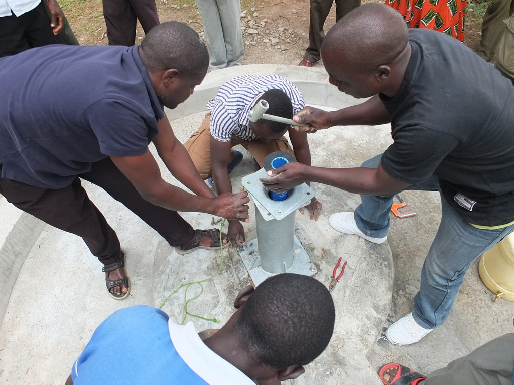 28 kenya4538 pump installation