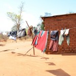 The Water Project : 3-kenya4472-clothesline
