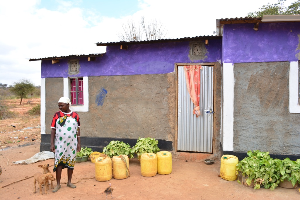The Water Project : 3-kenya4473-priscahs-home