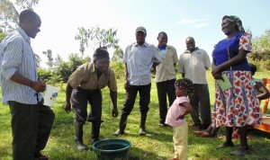 The Water Project : 3-kenya4576-training