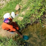 The Water Project: Litali Spring -
