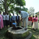 The Water Project : 4-kenya4542-unprotected-well