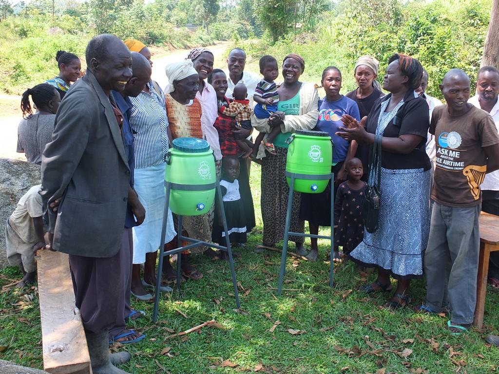 40 kenya4537 handing over