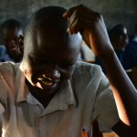 The Water Project : 5-kenya4503-students