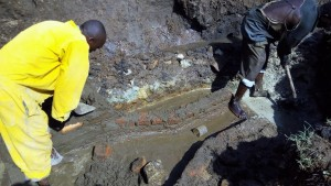The Water Project : 5-kenya4574-construction