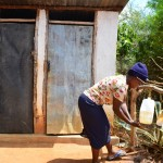 The Water Project : 7-kenya4472-latrine-and-hand-washing-station