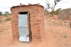 The Water Project : 7-kenya4473-latrine