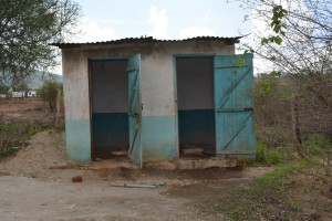 The Water Project : 7-kenya4504-latrines