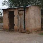 The Water Project: Ndwaani Primary School -  Latrines