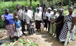 The Water Project : 8-kenya4576-training