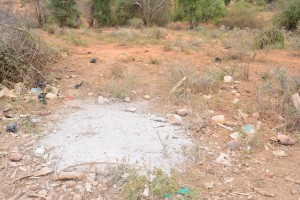 The Water Project : 9-kenya4473-garbage-site