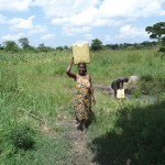 The Water Project: Kituumu-Bagambakamu Community -