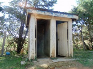 The Water Project : 10-kenya4624-latrines