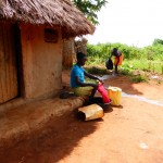 The Water Project : 11-uganda6067-homestead