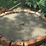 The Water Project : 12-kenya4542-well-pad-construction
