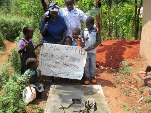 The Water Project : 12-kenya4583-sanitation-platform