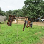 The Water Project : 13-sierraleone5094-clothesline