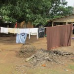The Water Project : 14-sierraleone5094-clothesline