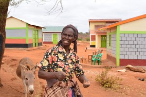 The Water Project : 15-kenya4498-household