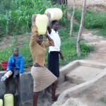 The Water Project: Maraba Community, Maraba Spring -
