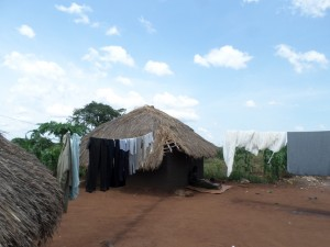 The Water Project : 15-uganda6067-clothesline