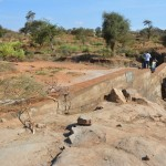 The Water Project : 16-kenya4472-finished-sand-dam