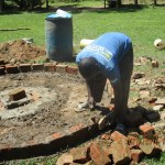 The Water Project : 18-kenya4541-well-pad-construction