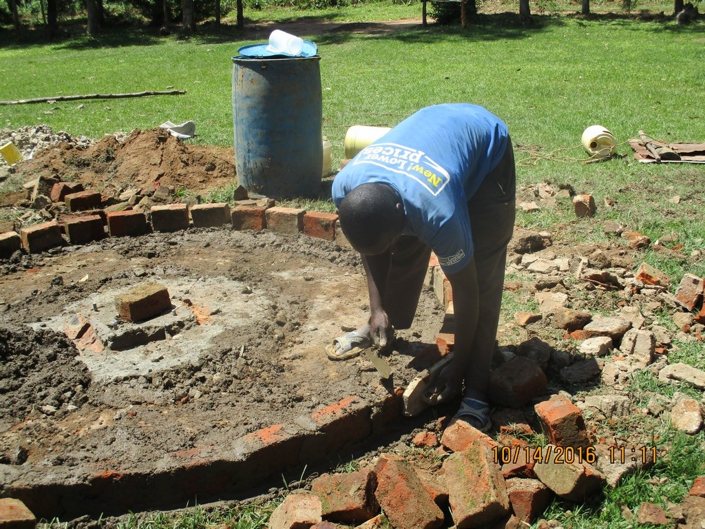 18 kenya4541 well pad construction