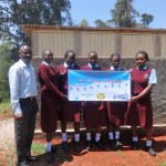 The Water Project : 18-kenya4616-finished-latrines
