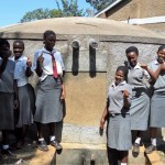 The Water Project: Shieywe Secondary School -