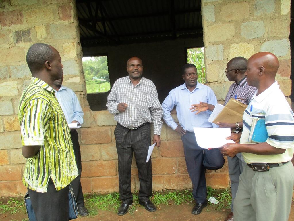 The Water Project Kenya Deliverance Church Kakamega