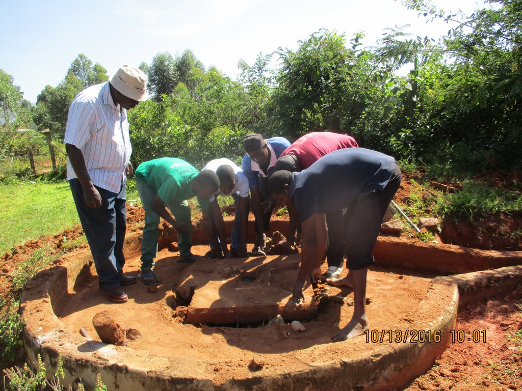 22 kenya4540 well pad construction