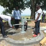 The Water Project : 23-kenya4542-pump-installation