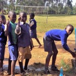 The Water Project: Ewamakhumbi Primary School -