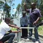 The Water Project : 27-kenya4541-pump-installation