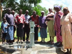 The Water Project : 27-kenya4542-handing-over