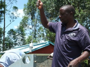 The Water Project : 28-kenya4541-pump-installation