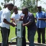 The Water Project : 29-kenya4541-pump-installation